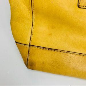 Coach Bags - Coach Buckskin Madeline Tan Leather Tote